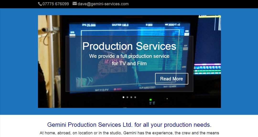 Gemini Production Services