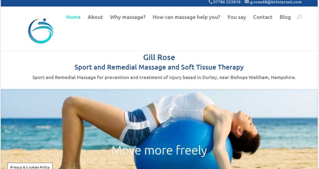 Sport and Remedial Massage