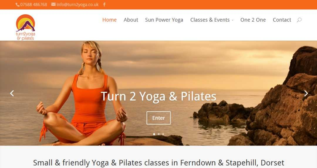 Turn2 Yoga & Pilates