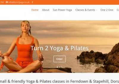 Turn2 Yoga & Pilates