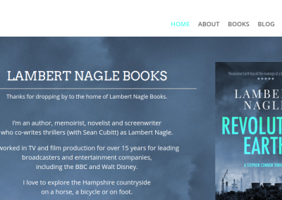 Lambert Nagle Books