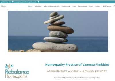 Rebalance Homeopathy